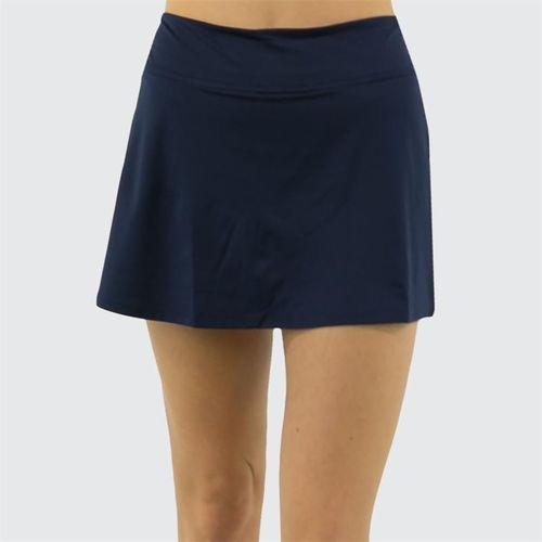 Fila Awning A Line Skirt Womens Navy TW933626 412