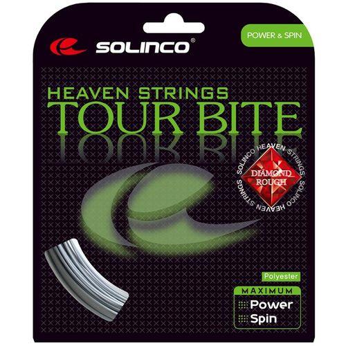 Solinco Tour Bite Diamond Rough 16L Tennis String