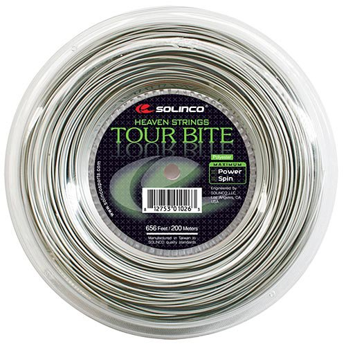 Solinco Tour Bite 15L (656 ft.) Reel