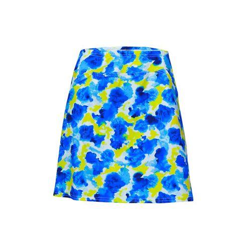 JoFit Limoncello Mina Golf Skirt - Phoenix Watercolor