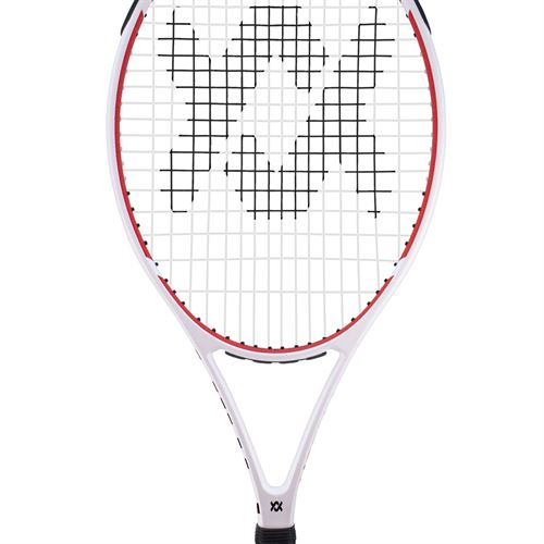 Volkl V Cell 9 Tennis Racquet White/Red V10909