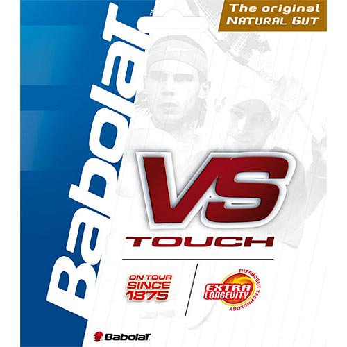 Babolat VS Touch 16 Natural Gut Half Set String