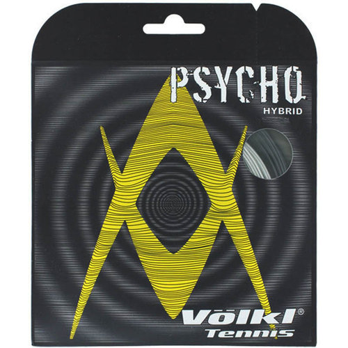 Volkl *HYBRID* Psycho 17G Tennis String