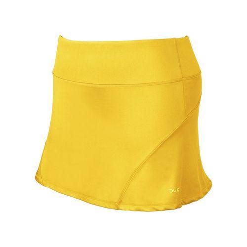 DUC Team A Line Skirt Womens Gold W2000 GD