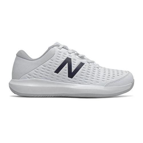 New Balance WCH696W4 Womens Tennis Shoe B Width White WCH696W4 B