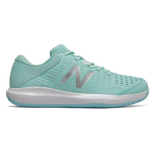 New Balance WCY696F4 Womens Tennis Shoe B Width Bali Blue WCY696F4 B