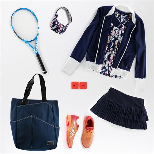 ELEVEN + SOFIBELLA + LUCKY IN LOVE + BABOLAT + NIKE + ASICS + MAGGIE MATHER HOLIDAY 18