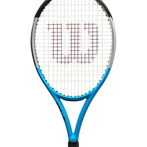 Wilson Ultra 100 Reverse Tennis Racquet Blue/Black WR033621U