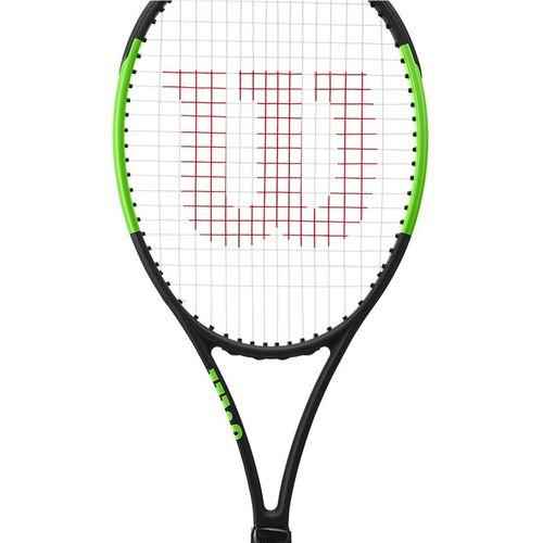 Wilson Blade 98L 16x19 V6 Tennis Racquet Black/Green WR057311U