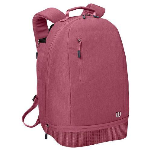 Wilson Fold Over Womens Tennis Backpack - Wine