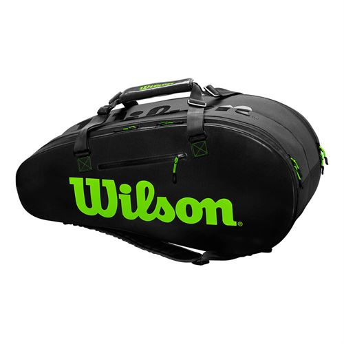 Wilson Super Tour 9 Pack Tenins Bag