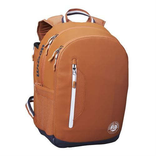 Wilson Roland Garros Clay Tour Tennis Backpack - Red Clay