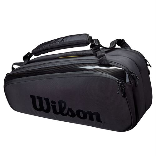 Wilson Super Tour Pro Staff 9 Pack Tennis Bag