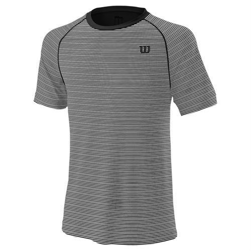 Wilson Training Crew Mens Black/White WRA774104