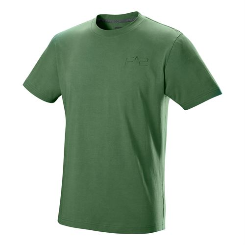 Wilson F2 Brand Tee Mens Vineyard Green WRA774602