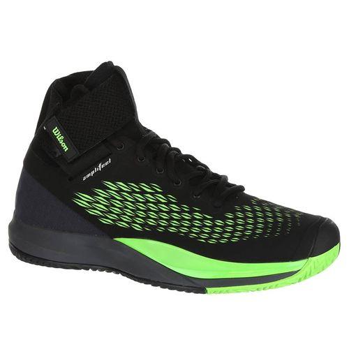 Wilson Amplifeel 2.0 Tennis Shoe - Black/Ebony/Green Gecko