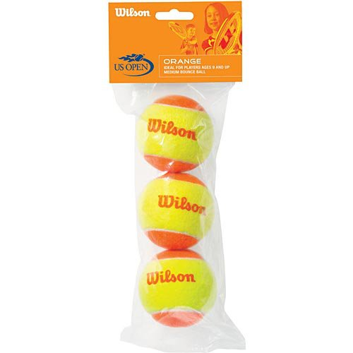 Wilson Starter Game Balls Low Compression 3 Pack WRT1373