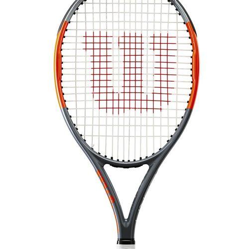 Wilson Burn Team 100 Lite Tennis Racquet