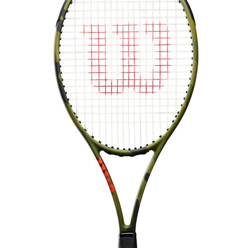 Wilson Blade 98L Camo Tennis Racquet