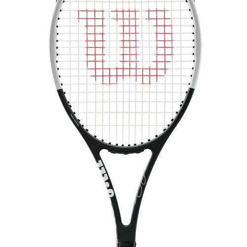 bc84e0af0 Wilson Pro Staff RF 97 Autograph Black White Tennis Racquet