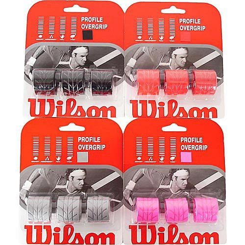 Wilson Profile Overgrip (3 Pack)