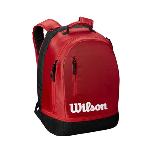 Wilson Team Backpack -Black/Red