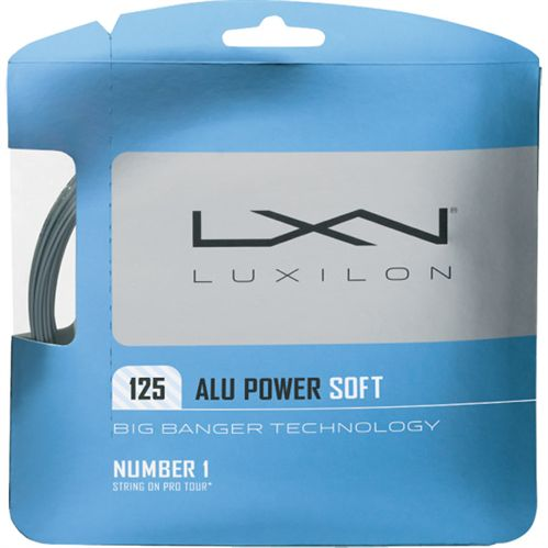 Luxilon Big Banger ALU Power Soft 125 Tennis String