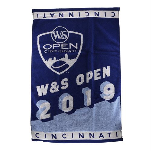 Western and Southern Open 2019 Logo Court Towel