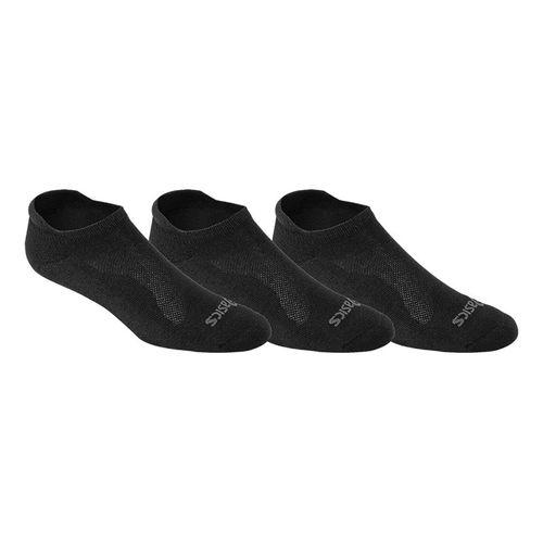 asics black socks