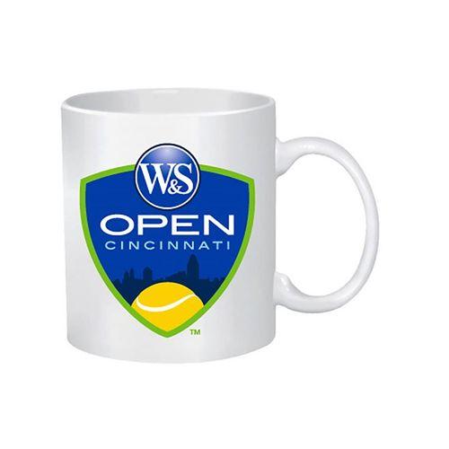 W&S Open Coffee Mug