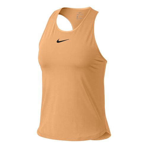 pretty nice 1b40f 26aa7 Nike Court Dry Slam Tank - Tangerine Tint