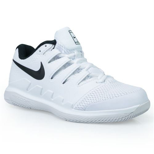 Nike Air Zoom Vapor X (Wide) Womens Tennis Shoe - White Vast Grey 43378a762