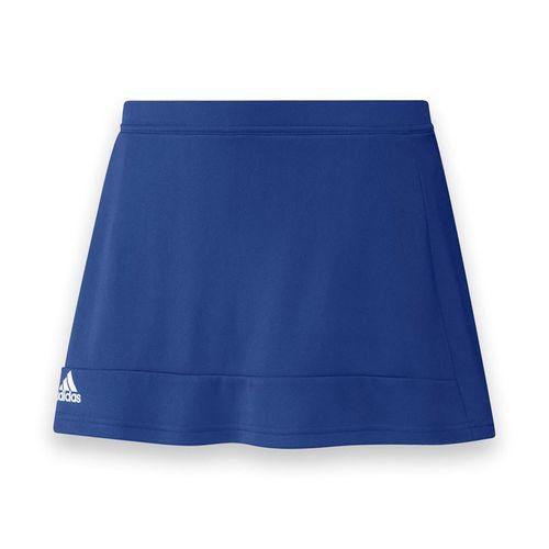 adidas T16 Skirt - Collegiate Royal/White