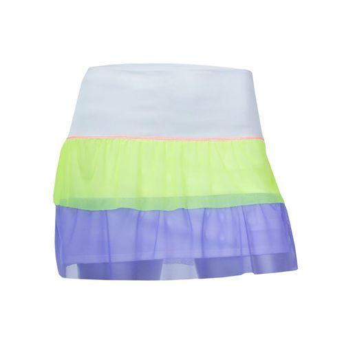 Lucky in Love Girls Star Gazer Flippy Mesh Skirt - Lilac