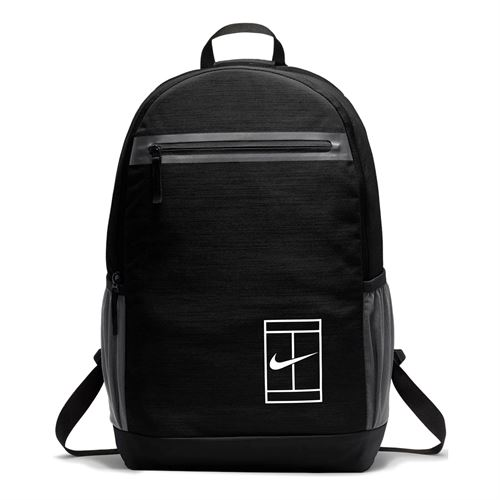 7dbdad177a1 Nike Court Black Backpack | MIdwest Sports