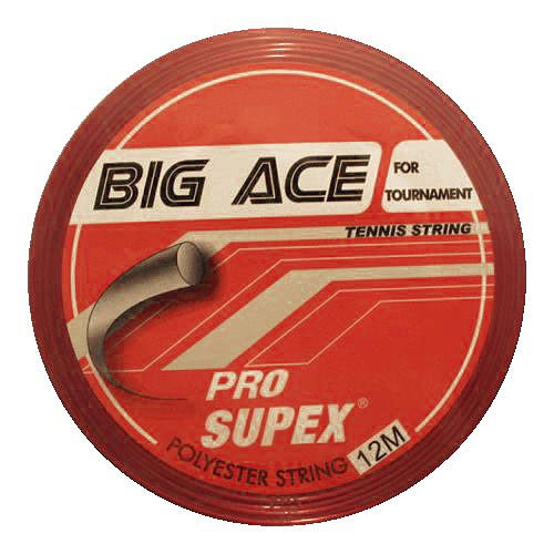 Pro Supex Big Ace 17L Red Tennis String