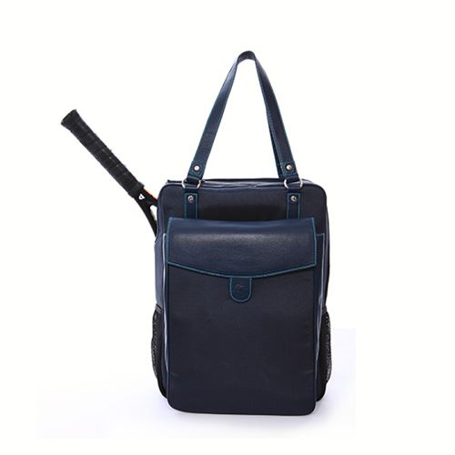 Cortiglia Brisbane Navy Tennis Bag