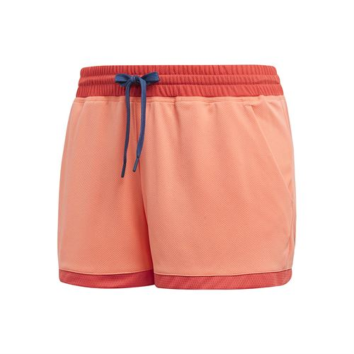 adidas Club Short - Chalk Coral