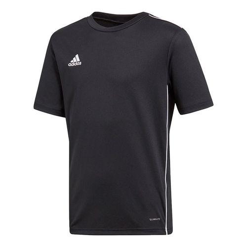 adidas Junior Training Crew Black/White