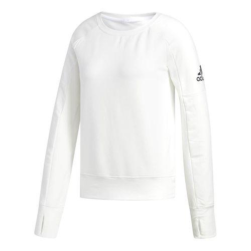adidas Performance Long Sleeve Top - White