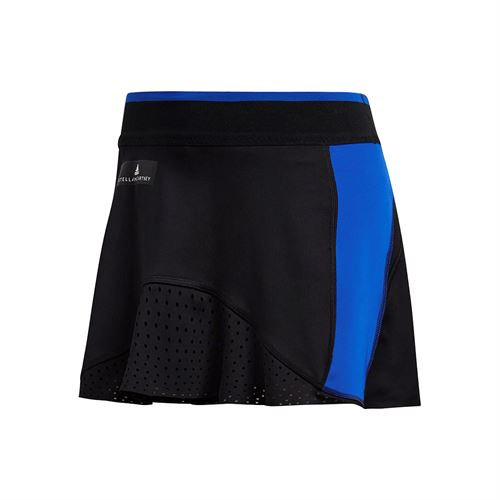 adidas Stella McCartney Barricade Skirt - Black/Bold Blue