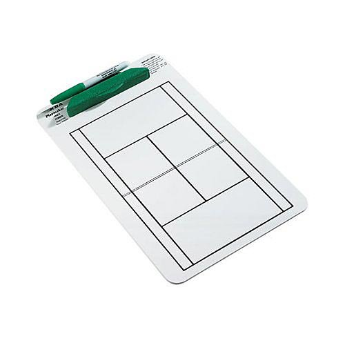 Posey Erasable Tennis Play Board CPLAY