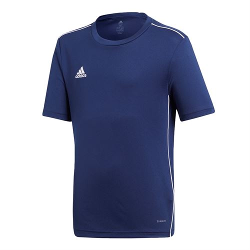 adidas Junior Training Crew - Dark Blue/White
