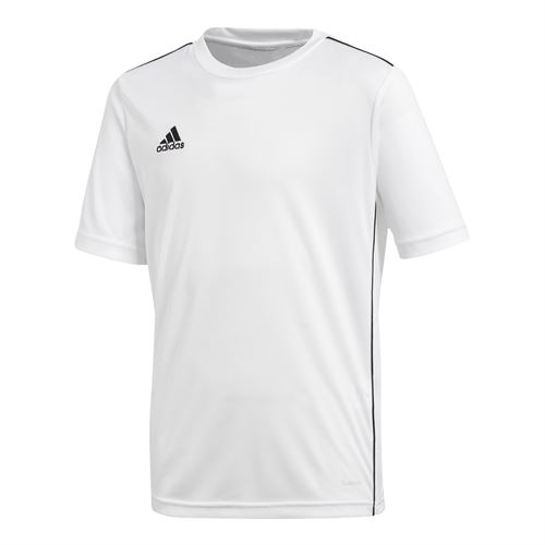 adidas Junior Training Crew - White/Black