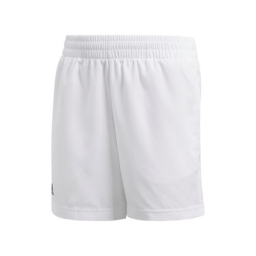 adidas Boys Club Short - White