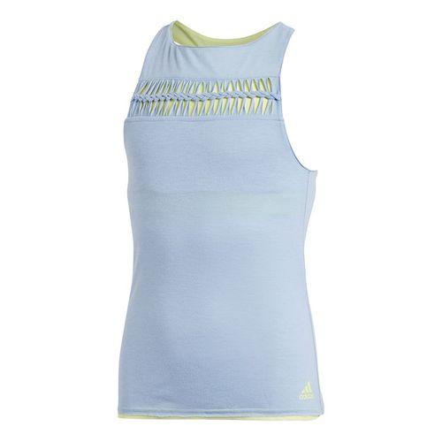 adidas Girls Melbourne Tank - Chalk Blue