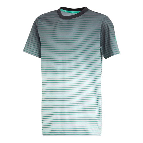 adidas Boys Melbourne Crew - Hi-Res Green