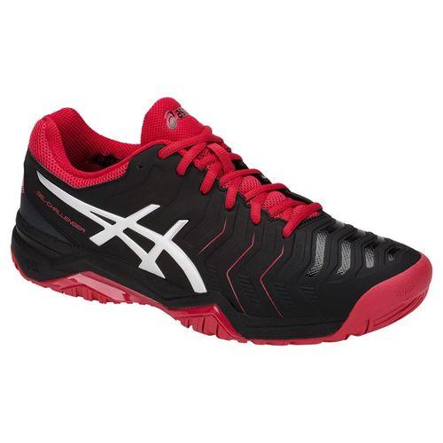 Asics Gel Challenger 11 Mens Tennis Shoe - Black/Silver