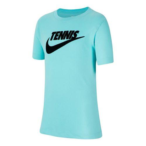 Nike Boys Court Short Sleeve Graphic Tee