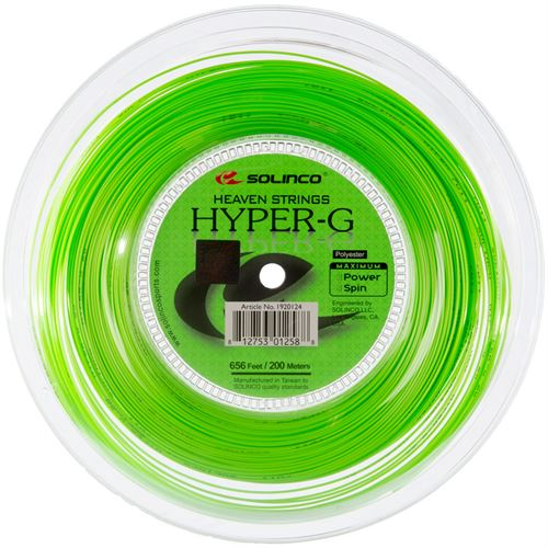 Solinco Hyper G 18G (656 FT.) Reel